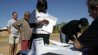 The NT Electoral Commission has boosted its efforts to allow people in remote communities to vote.