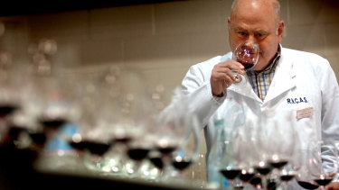 James Halliday and his tribe of scribes tasted 10,000 wines as part of the Halliday Wine Companion awards.