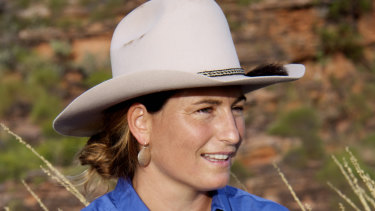 Catherine Marriott will host the National Farmers Federation annual conference.