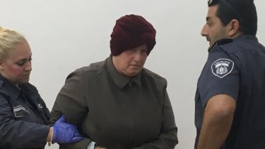 Malka Leifer in court in May last year.