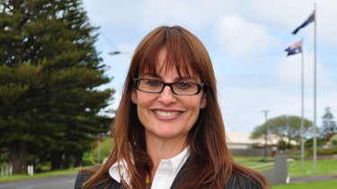 Sharon Kelsey was controversially sacked from Logan City Council.