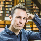 """Markus Zusak: """"My favourite childhood memory comes from 1987, when I was 11 years old, and surfed my first ever wave."""""""