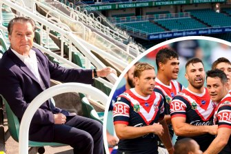 The Roosters remain on a solid footing thanks to the deep pockets of chairman Nick Politis.