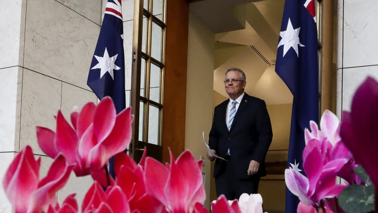 China appears to be in two minds about how Prime Minister Scott Morrison's ascension will affect the relationship.