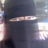 """Islamic Bonnie and Clyde"": Alo-Bridget Namoa."