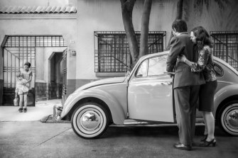 Alfonso Cuaron's Netflix movie <i>Roma</i> was a challenge to Hollywood's traditional way of doing business, and recognising excellence.