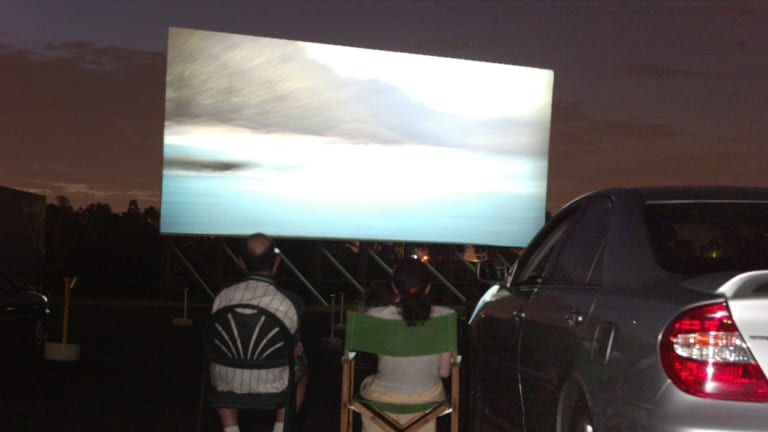The allure of the drive-in diminished with the arrival of the video recorder.