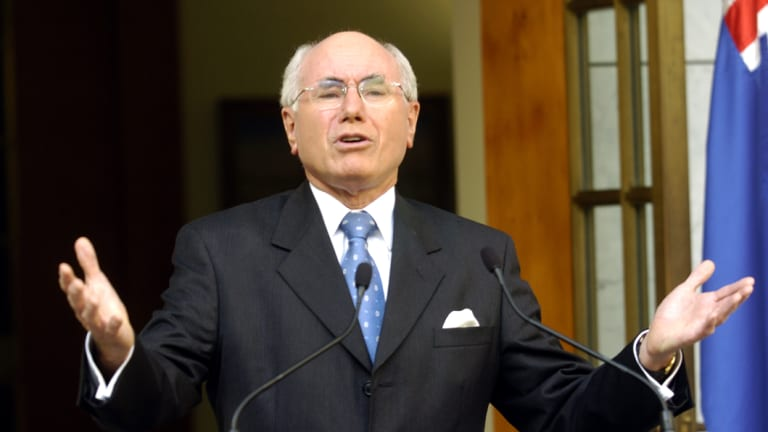 The bureaucracy now has fewer staff than it did during John Howard's last year in office.