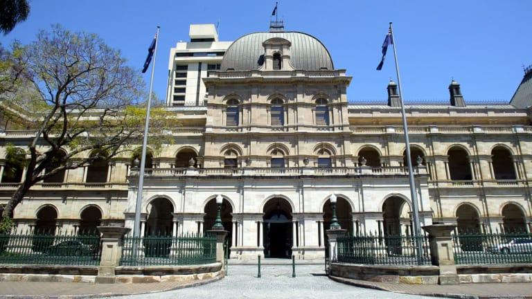 The Queensland government introduced its human rights bill in Parliament last month.