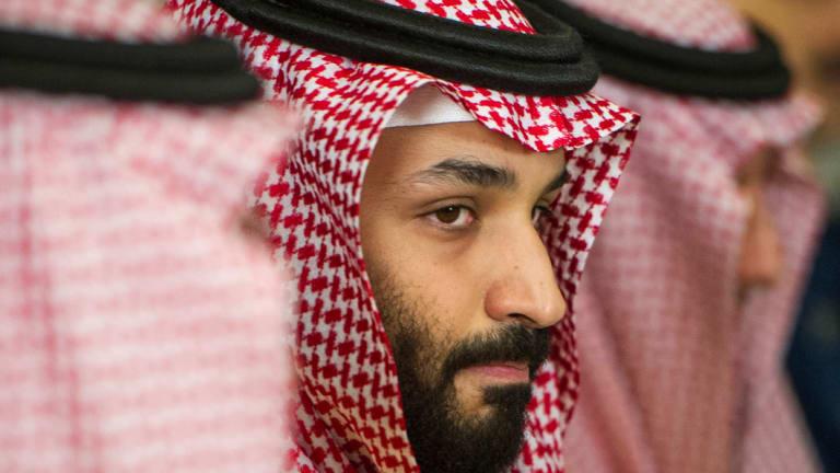 Crown Prince Mohammed bin Salman denies describing Jamal Khashoggi as a dangerous Islamist.