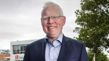 Illawarra MP Gareth Ward.