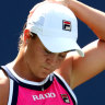 Barty, De Minaur crash out of US Open in brutal fashion