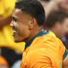 'We want the country behind us': Resurgent Wallabies celebrate Bok-to-Bok victories
