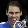World No.1 Nadal's successful year despite ATP Finals exit