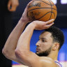 Ben Simmons is making NBA history for all the wrong reasons