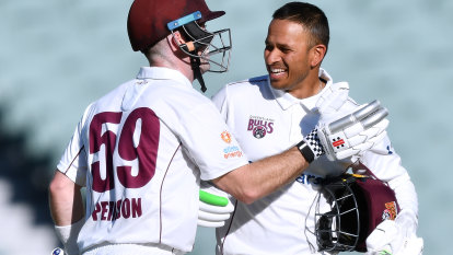 Khawaja stakes Ashes claim with a century of substance