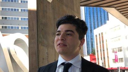 Drew Pavlou's case against Chinese diplomat dismissed in court