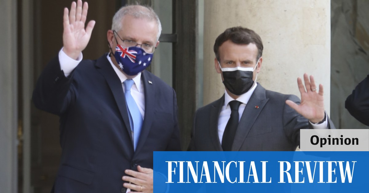 From infrastructure to mining, Australia's disregard for a major European partner will be noted.