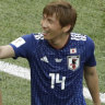 Japan milk 'fair play' system in World Cup first
