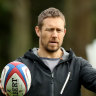 'The ball's gone over. Where am I?': Jonny Wilkinson on mental health and that drop goal