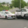 Boys charged after allegedly ramming police cars on Sunshine Coast