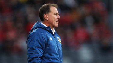 Alen Stajcic is now coach of the Central Coast Mariners in the A-League.