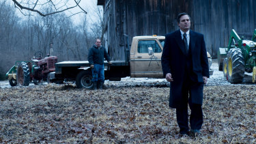 Mark Ruffalo plays Rob Bilott, an attorney who switches sides to fight DuPont in Dark Waters.