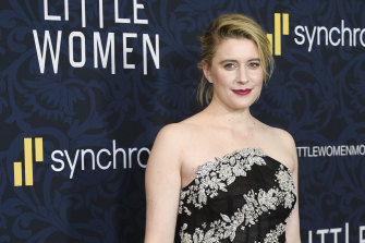 Snubbed: Little Women director Greta Gerwig.