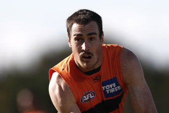 Jeremy Cameron wants a move to the Cats, but the Giants have matched Geelong's offer and forced a trade.