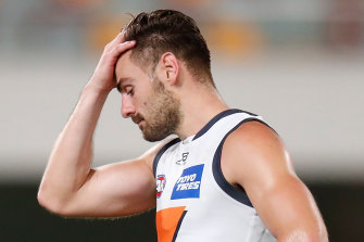 2020 was tough for Stephen Coniglio.