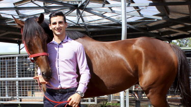 Gold Coast trainer Michael Costa heads to Grafton on Monday.