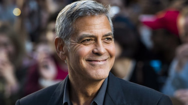 George Clooney has cashed in with his tequila company.