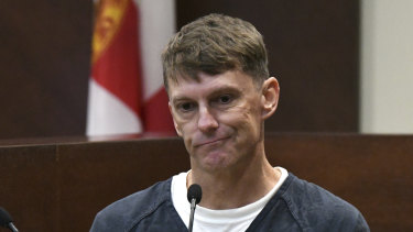 Brian Winchester, the man who shot and killed Mike Williams, tells his side of the story in court.