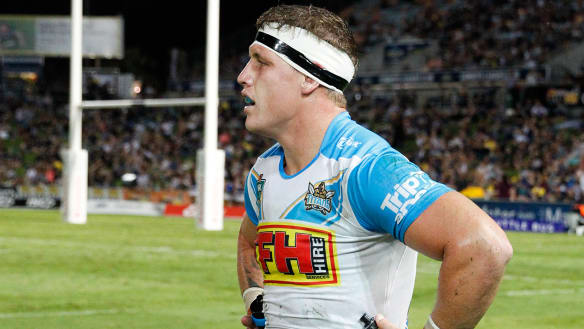 Wallace not jumping at Gold Coast Titans offer