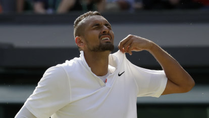 Kyrgios is a gift who keeps on giving, but for how long?