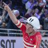 Australia miss out on team pursuit medal, Denmark destroy world record