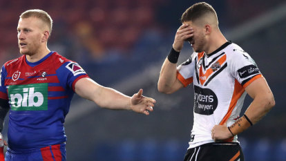 'I can't rationalise it': Tigers boss feels for fans as finals slip away again