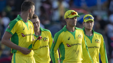 The Australians take in a clean sweep series defeat against South Africa in Potchefstroom.