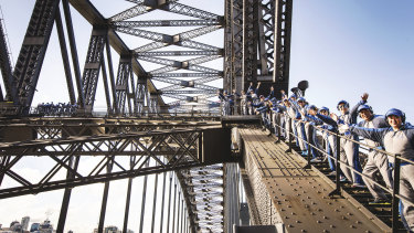The business operating the bridge climb has been highly profitable for its owners.