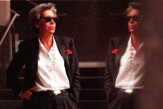 Elsa Paretti in Sydney in 1995.