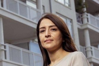 Maryam Behrouz stands to lose her life savings.