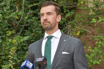 WA Liberals health spokesman Zak Kirkup says a rapid inquiry is needed examine the risks of the pandemic re-emerging in the state.