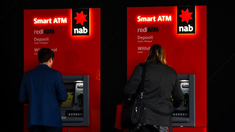 The royal commission expressed frustration with NAB's submission of documents.