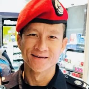 Former Thai Navy Seal Sgt Saman Gunan died in the rescue effort.