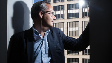 GE's global head of renewables sees a bright future for wind and solar in Australia but believes the sector is moving faster than the infrastructure can handle.