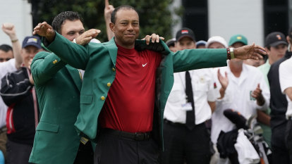 Losing to Tiger 'a dream' for Schauffele, and a nightmare for Molinari