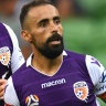 Rival coach lauds Castro's 'worldly strike' as Glory stretch unbeaten run