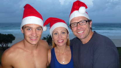 Teen's parents turn road tragedy into mission to save young Queensland lives