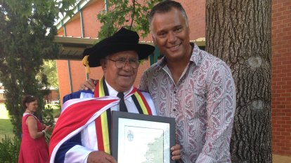 The lessons Stan Grant hopes to pass onto his sons