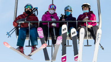 Hundreds of British tourists fled the chalets of Verbier to avoid quarantine.